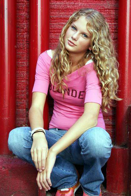 Taylor Swift Without Makeup