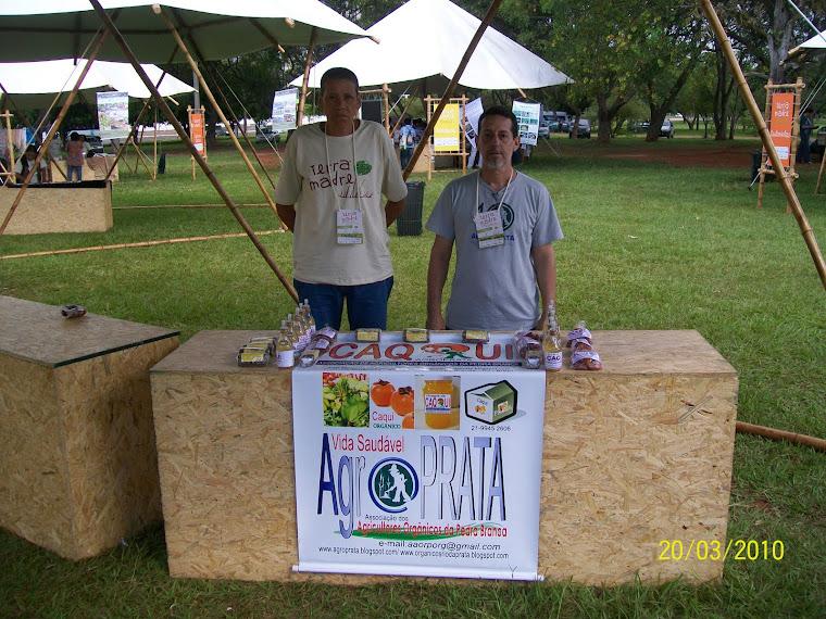 Bichinho e Graciano Caseiro da Agroprata