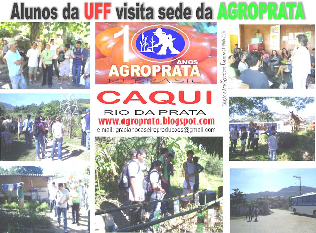 Alunos da Universidade Federal Fluminense