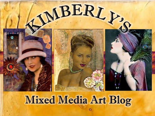 KIMBERLY&#39;S MIXED MEDIA ART