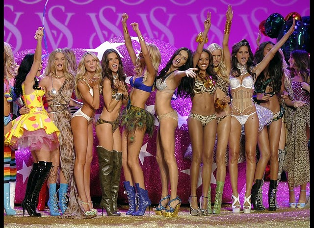 Victoria's Secret Angels 2011