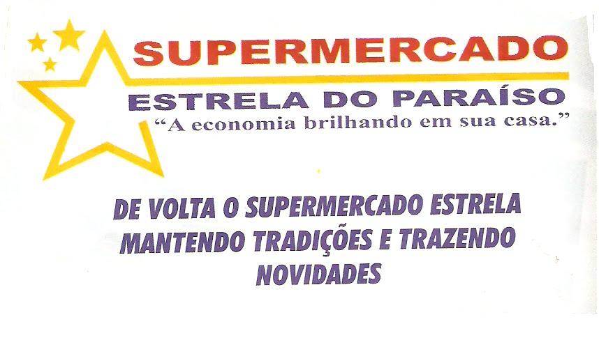 SUPERMERCADO ESTRELA DO PARAÍSO
