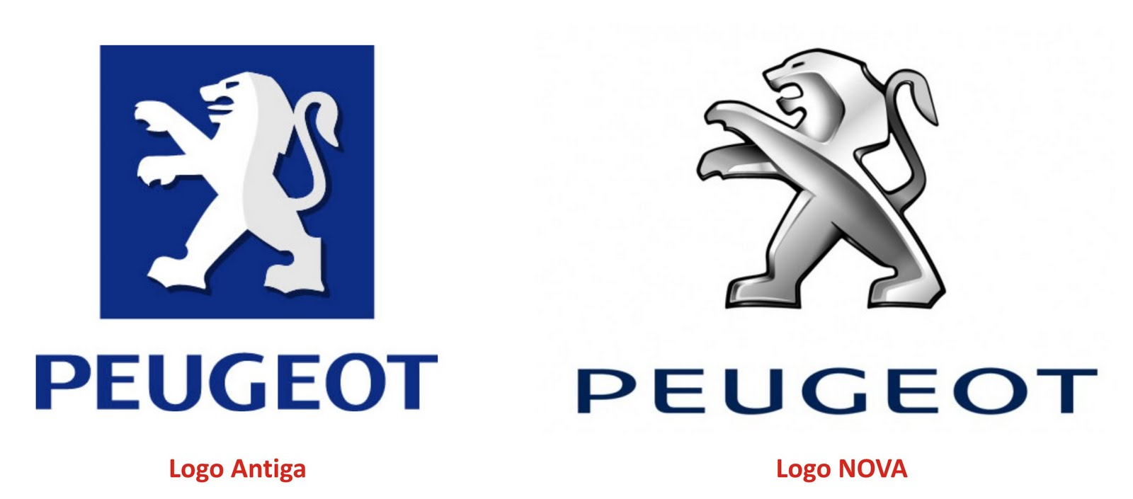 Peugeot Logos Trendy