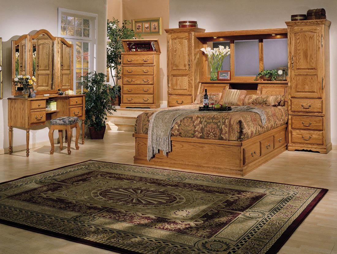 Come arredare casa arredamento camera da letto - Camera da letto country ...
