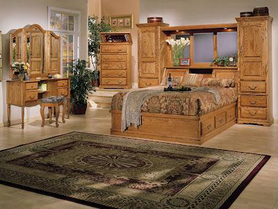 Come arredare casa arredamento camera da letto - Arredamento country camera da letto ...