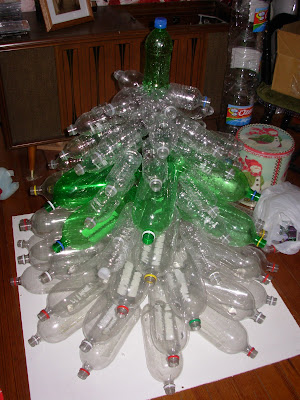 7 Ft Pop Up Christmas Tree