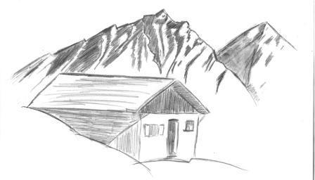 Meine Welt Bayern Berge Und Skizzen Bavaria Mountains
