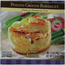 potato rondelet