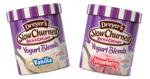 Dreyer's Slow Churned Frozen Yogurt