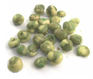 Wasabi Peas