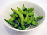 low calorie edamame