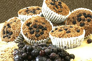 low calorie zen bakery blueberry muffins