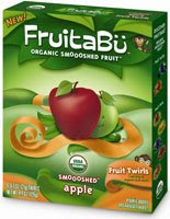 Fruitabu low calorie fruit snack