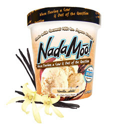 nada moo low calorie ice cream