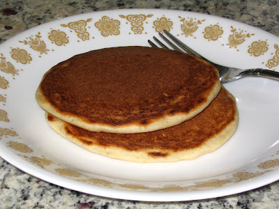 low calorie pancakes