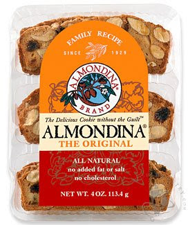 Low Calorie Almondina Cookies