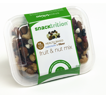 snacktrition fruit and nut mix