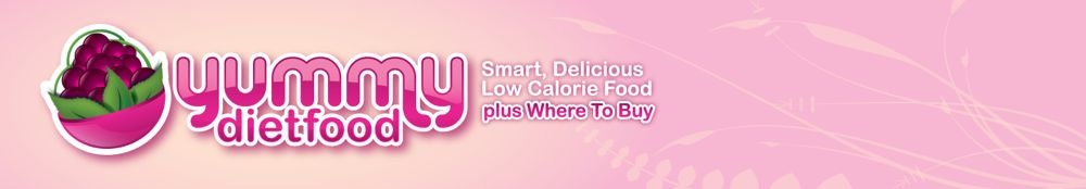 Yummy, Low Calorie Diet Food  -- Plus Where to Buy!