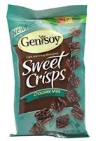 Genisoy Chocolate Mint Sweet Crisps