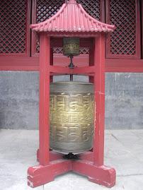 """Viagem à China -Templo do Lama """"Yonghegong"""""""