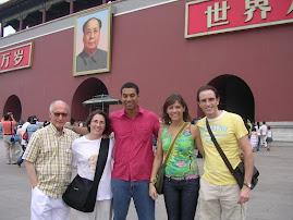 Viagem à China - Praça  de Tiananmen