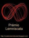 Prémio Lemniscata oferecido pela amiga Ana,obrigada!!!!