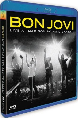 The screen door dvd review bon jovi 39 live at madison square garden 39 for Bon jovi madison square garden