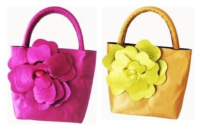 flor raso handbag