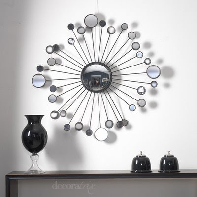 espejos para decorar paredes