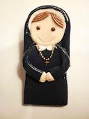 Ave María, cuando .....
