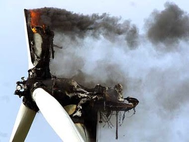 Click the image for more on wind turbine failures