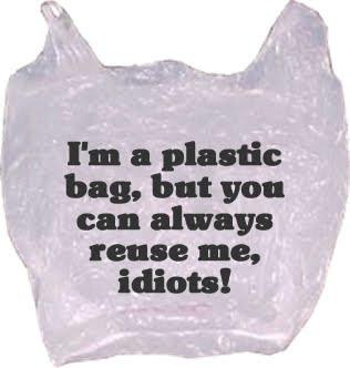 Click the image & read the rest of the anti-plastic moronic propaganda