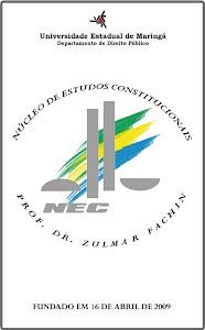 """Núcleo de Estudos Constitucionais """"Prof. Dr. Zulmar Fachin"""" - Departamento de Direito Público/UEM"""