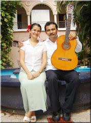 La página de Los Trovadores Yucatecos