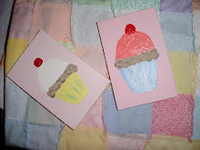 Cupcake/Fairy Cake Paintings