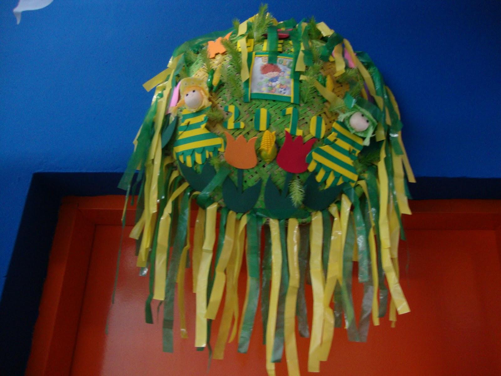 decoracao festa caipira:Educar Sempre: Decoração Festa Caipira