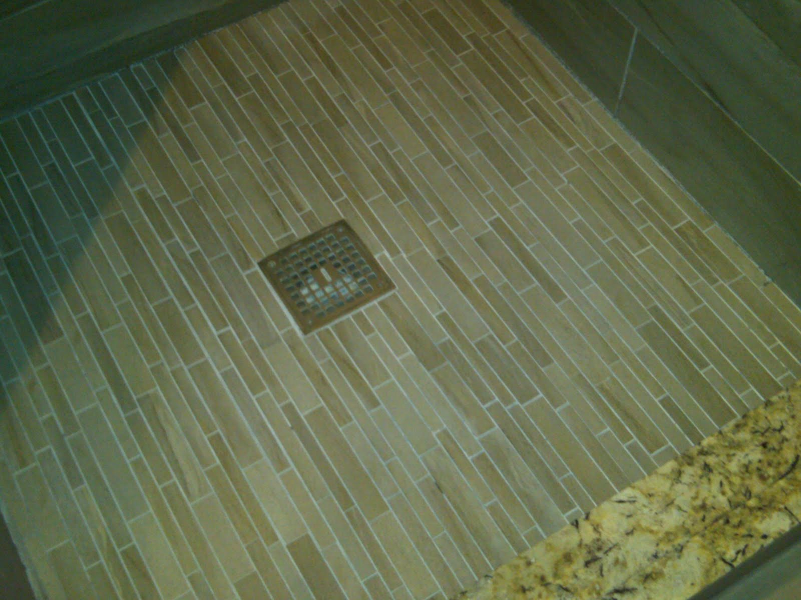 Cape coddin 39 in indiana tiles carpets tiles carpets for Shower room floor tiles