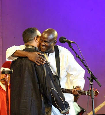 Ismaël Lô :la musique religieuse islamique sénégalaise constitue un bon créneau même s'il lui reste beaucoup de travail à faire