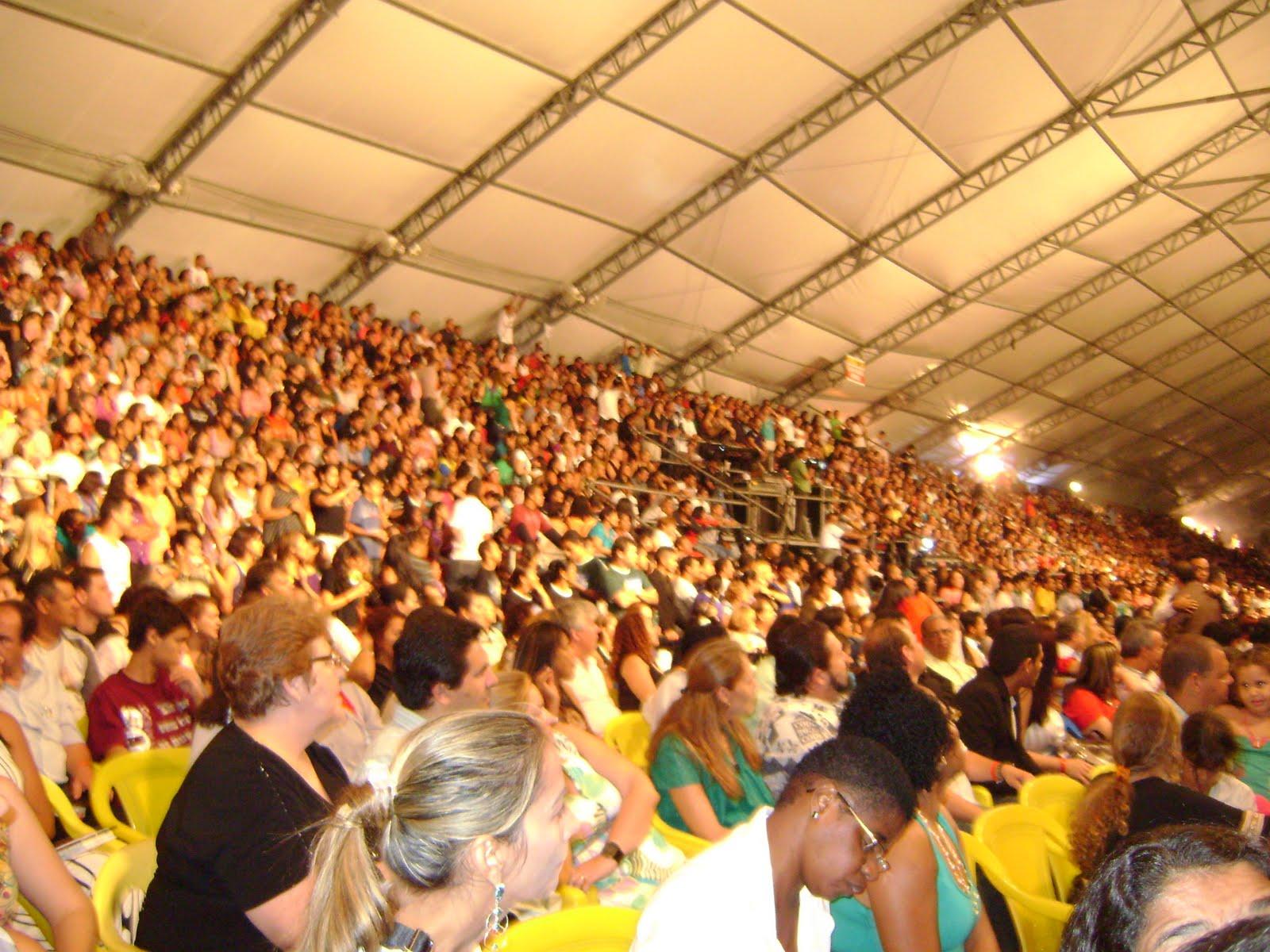 Fotos do congresso em porto seguro 2010