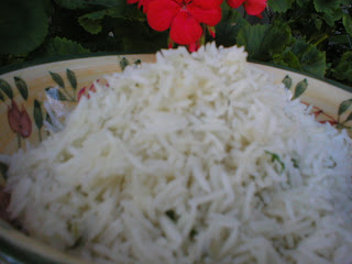 Recipe Sheveed Polow (Persian Rice with Dill) by Pomegranates and ...