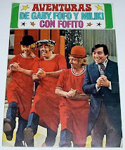 GABY, FOFÓ Y MILIKI (ESPAÑA)