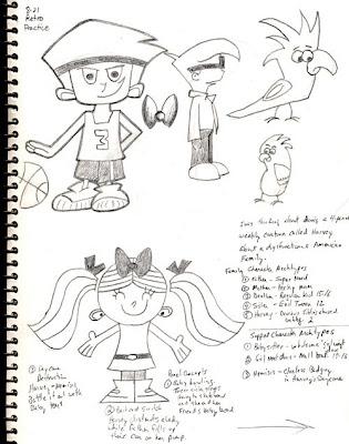 megapost aprender a Dibujar manga y anime (learn draw) New+Retro+001-003+Scan