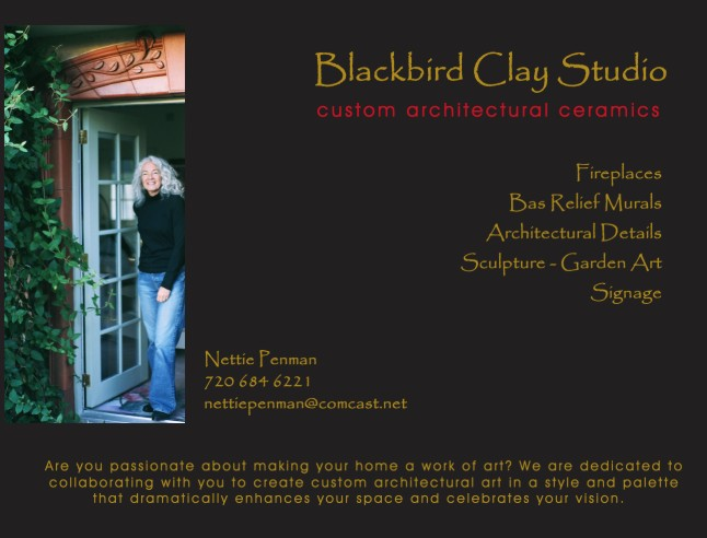 Blackbird Clay Studio