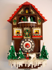 Lego Cuckoo!