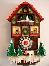 Lego Cuckoo!