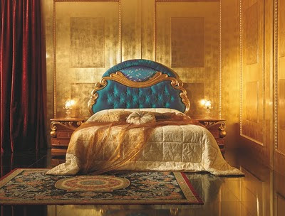 room this art deco bedroom furniture include the following items