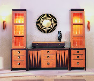 Reproduction Of Antique Ancient Egyptian Furniture