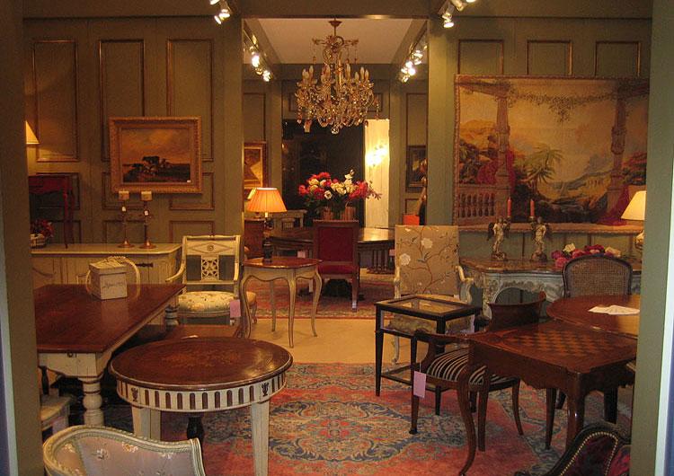 Antique Italian Classic Furniture November 2010