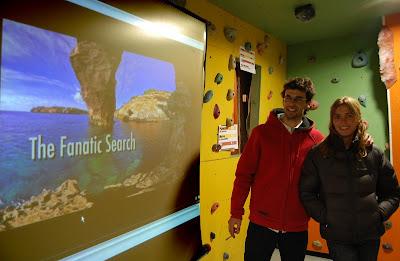 Laurent et Mariona nous présentent le 'Fanatic Search'