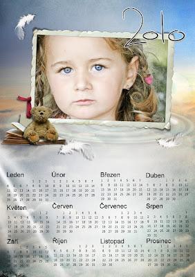 Kalendáře...